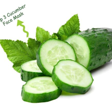 Top 3 Cucumber Face Mask That Cools Your Skin Naturally During Summer
