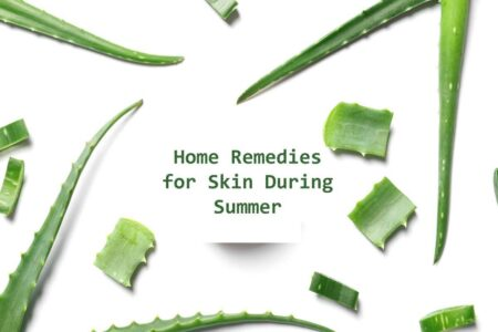 Top 5 Home Remedies to Keep Your Skin Calm & Cool During Summer