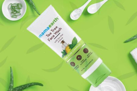 Mamaearth Face Wash for Dry Skin in 2021