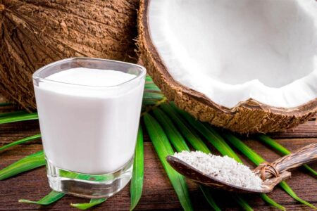 How to Use Coconut Milk for Skin, Hair and Health