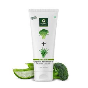 Organic Harvest Vitamin A Face Wash