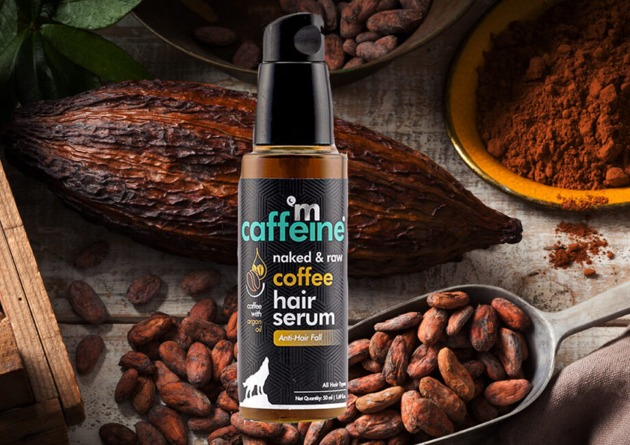 5 Reasons to Use mCaffeine Coffee Frizz Control Hair Serum for Frizzy Hair