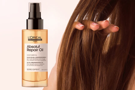 Benefits of L'Oréal Professionnel Absolut Repair 10-in-1 Oil for Hair