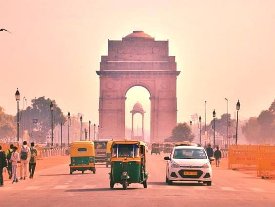 Jodhpur to Delhi Taxi
