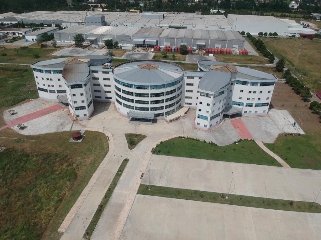 Samsun Üniversitesi Havacılık ve Uzay Mühendisliği Bölümü