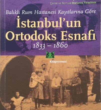 İstanbul'un Ortodoks Esnafı