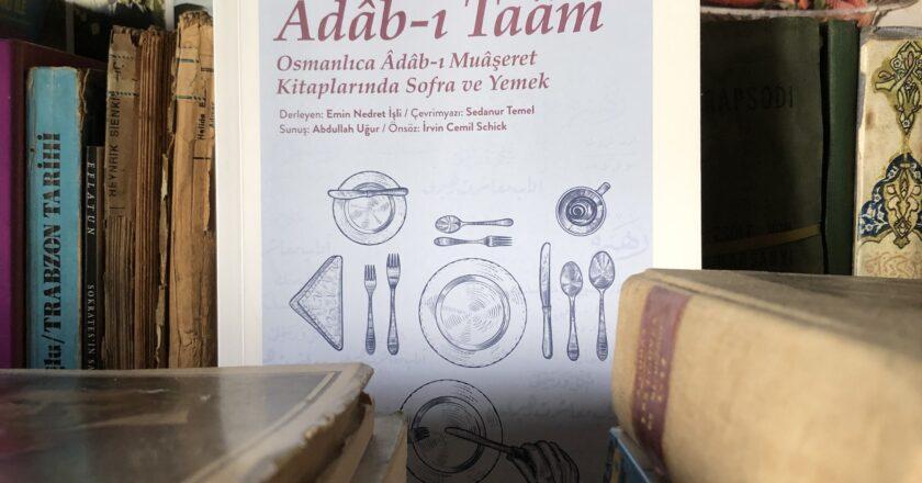 Adab-ı Taam