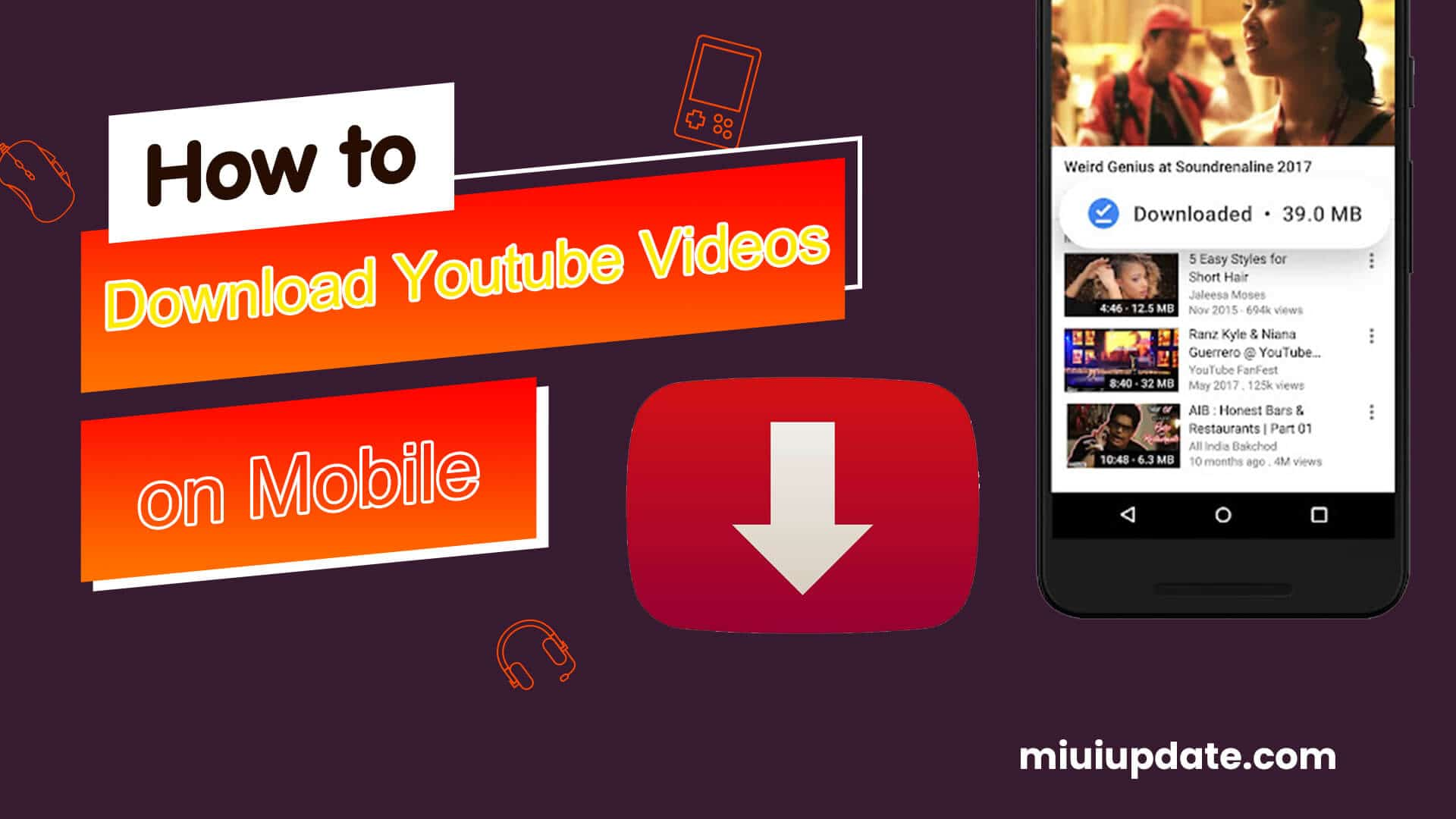 How to Download Youtube Videos on Mobile