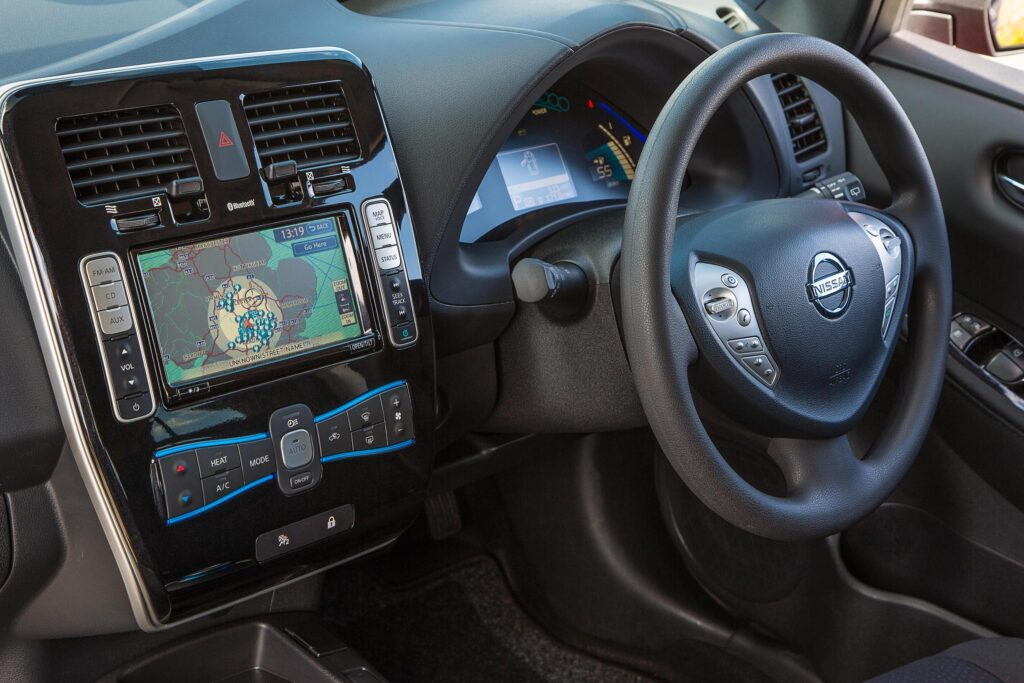 used Nissan Lead buying Guide interior  - EVs Unplugged