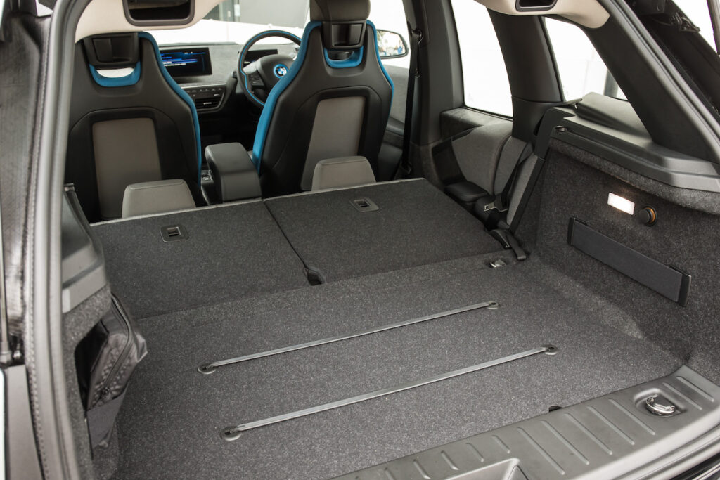 BMW i3 buying guide boot - EVs Unplugged