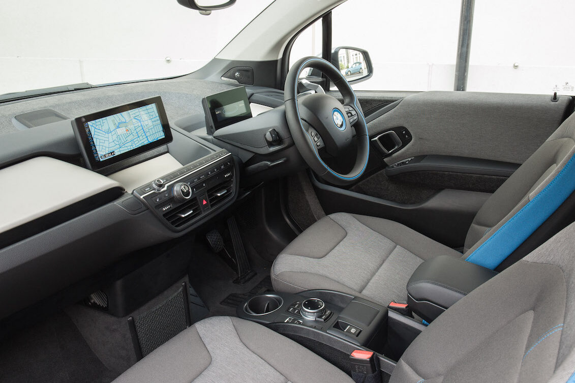 BMW i3 buying guide interior - EVs Unplugged