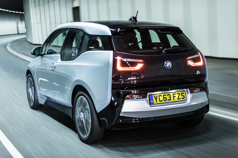 BMW i3 buying guide rear - EVs Unplugged
