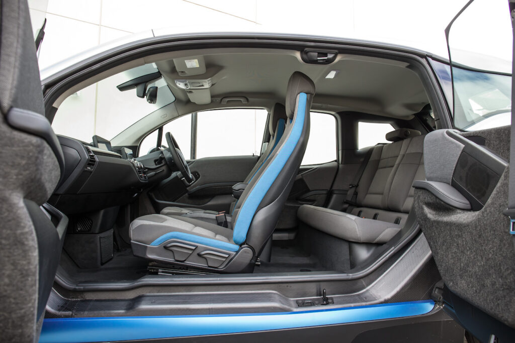 BMW i3 buying guide open doors - EVs Unplugged