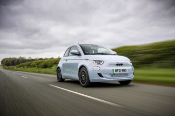 fiat 500 electric driving - EVs Unplugged