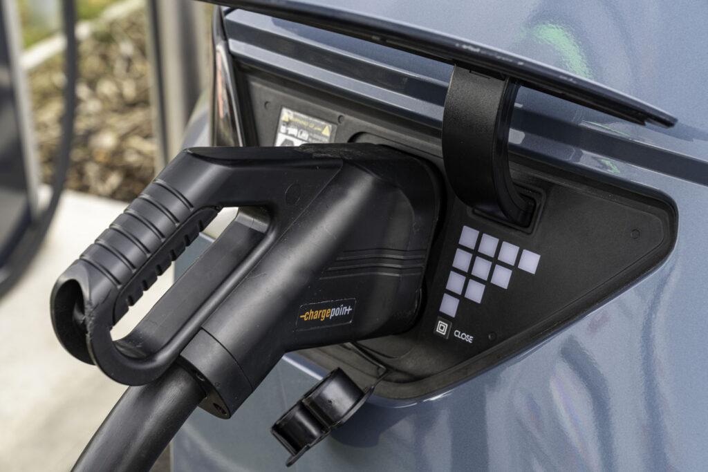 Hyundai Ioniq 5 charging - EVs Unplugged