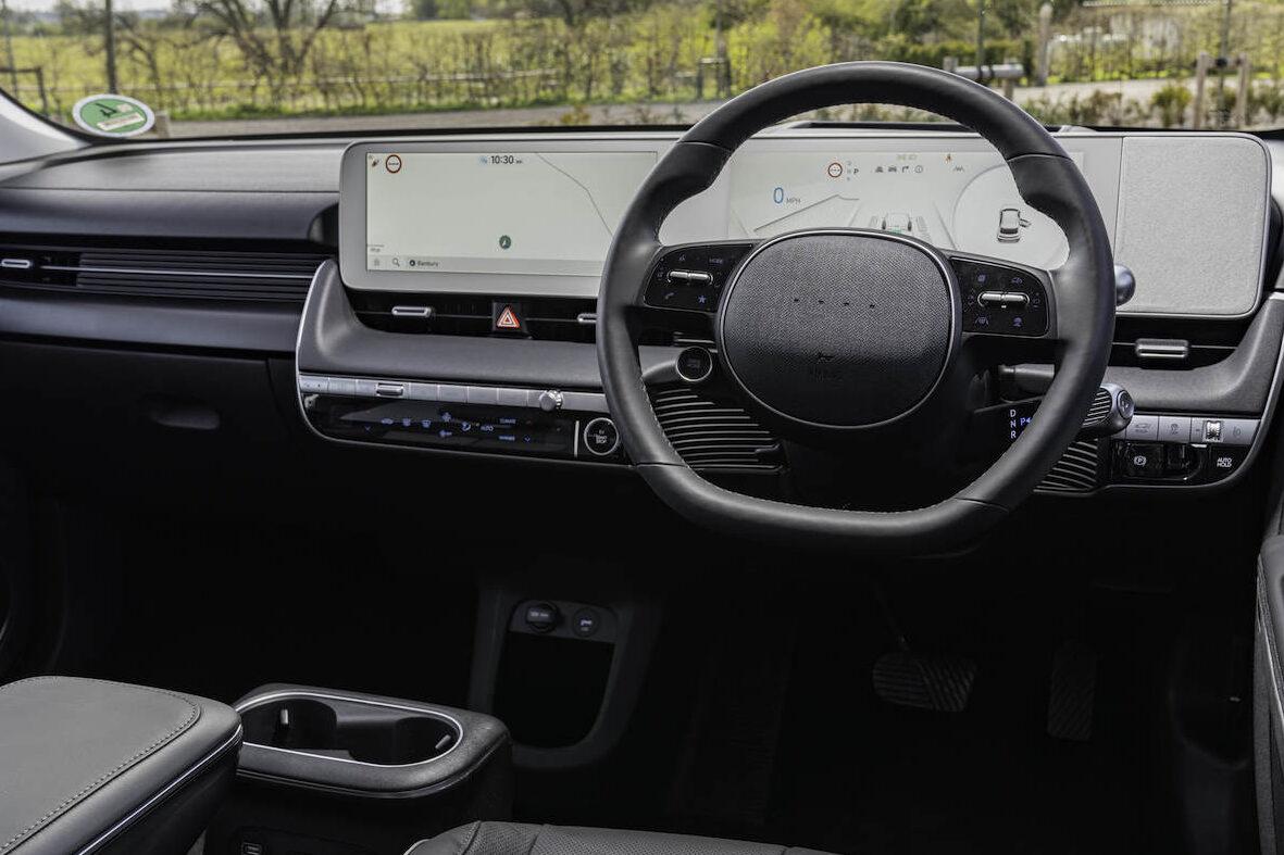 Hyundai Ioniq 5 interior - EVs Unplugged