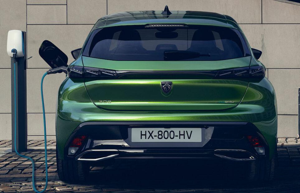 Peugeot 308 Plug-In Hybrid charging - EVs Unplugged