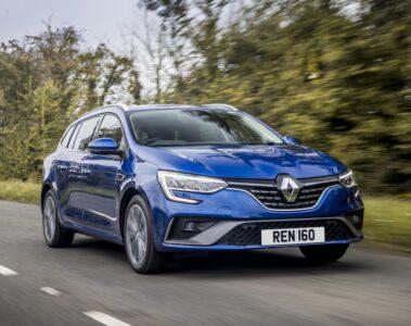 Renault Megane Sport Tourer Plug-In Hybrid driving - EVs Unplugged