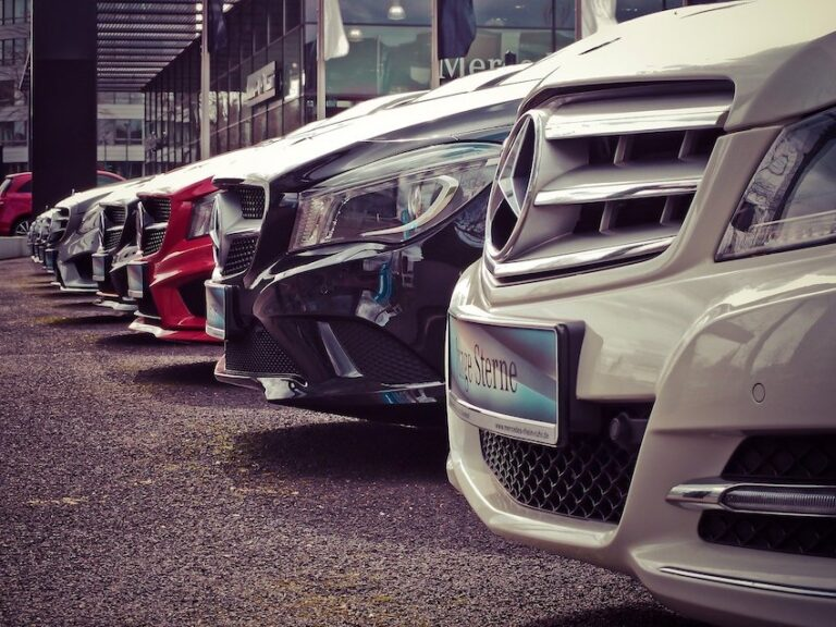 EV company car