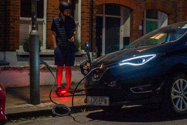 Zumocharge EV charging