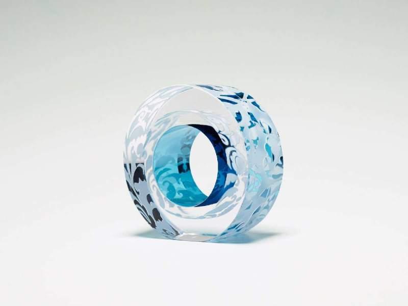 Blue Oriental