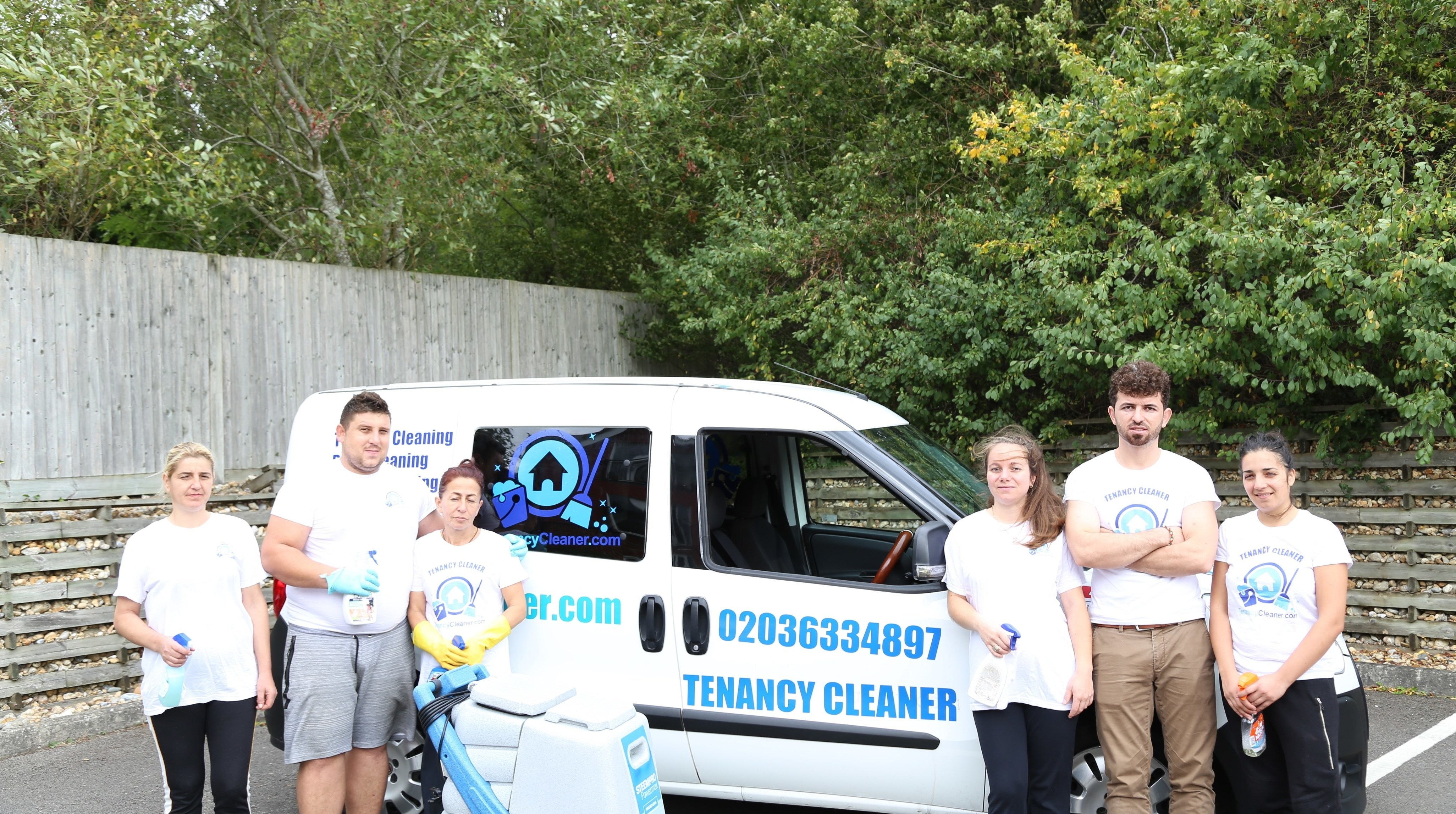 end of tenancy cleaning London service