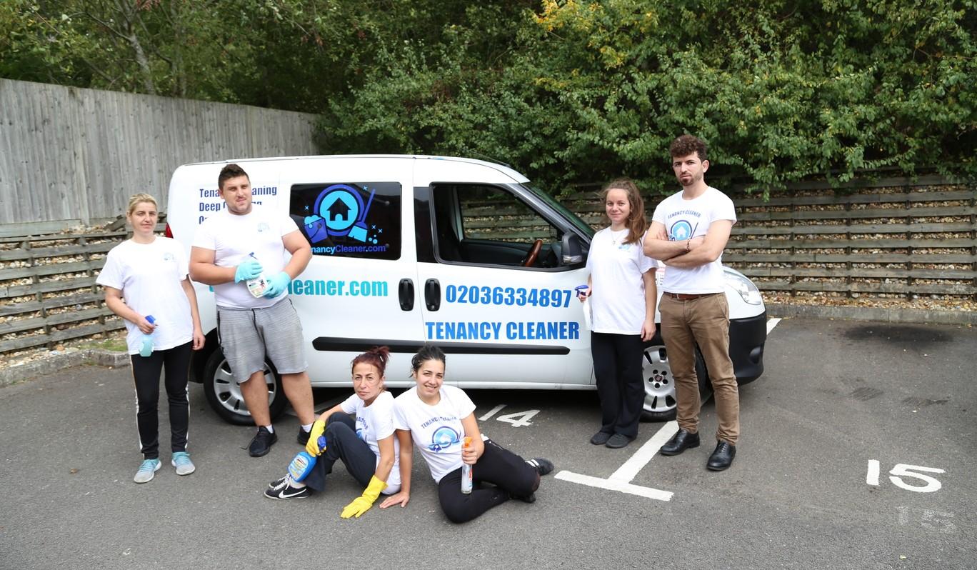 tenancy cleaner team London