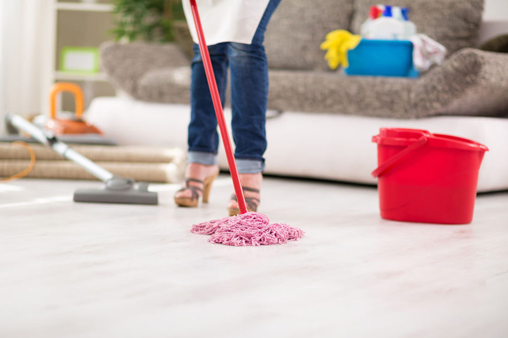 Deep Cleaning Services Newham
