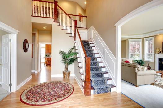 Hallways & Staircases cleaning services