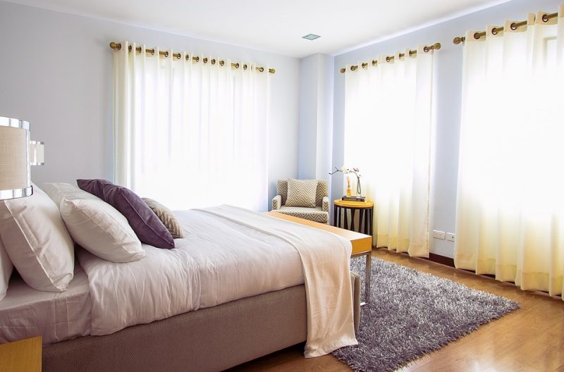 bedrooms cleaning