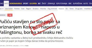 Grenell demanton mediat serbe