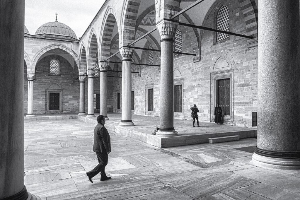 Süleymaniye Camii -  Suleymaniye Mosque - 2019