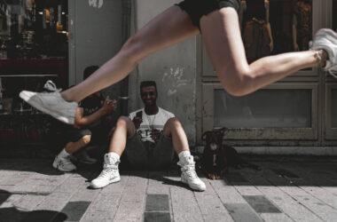Zıplayış - Hareketi Dondurmak