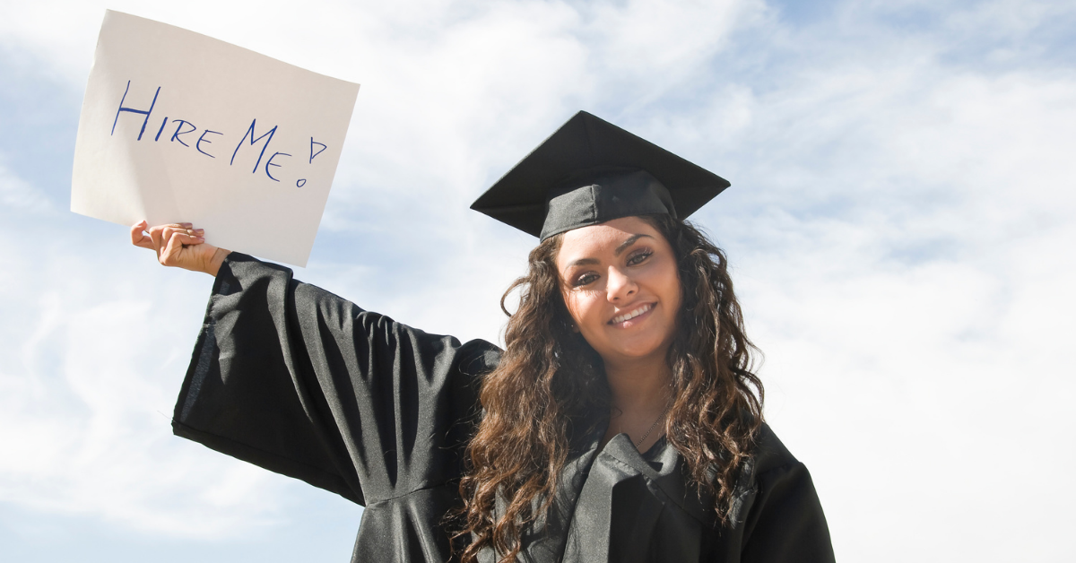 Graduates. The Key to Your Next Successful Sales Hire.