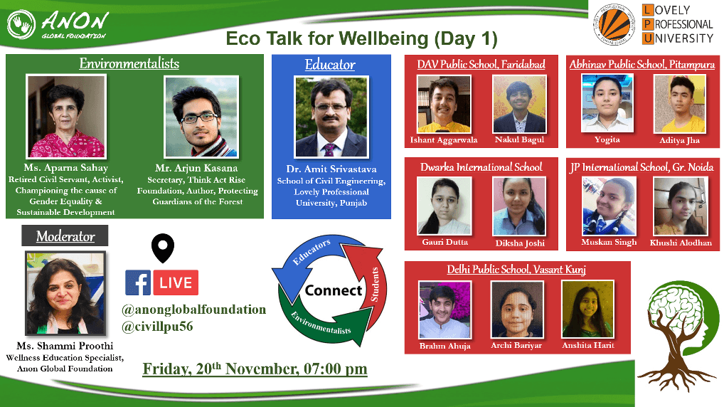 Eco Talk For Well Being