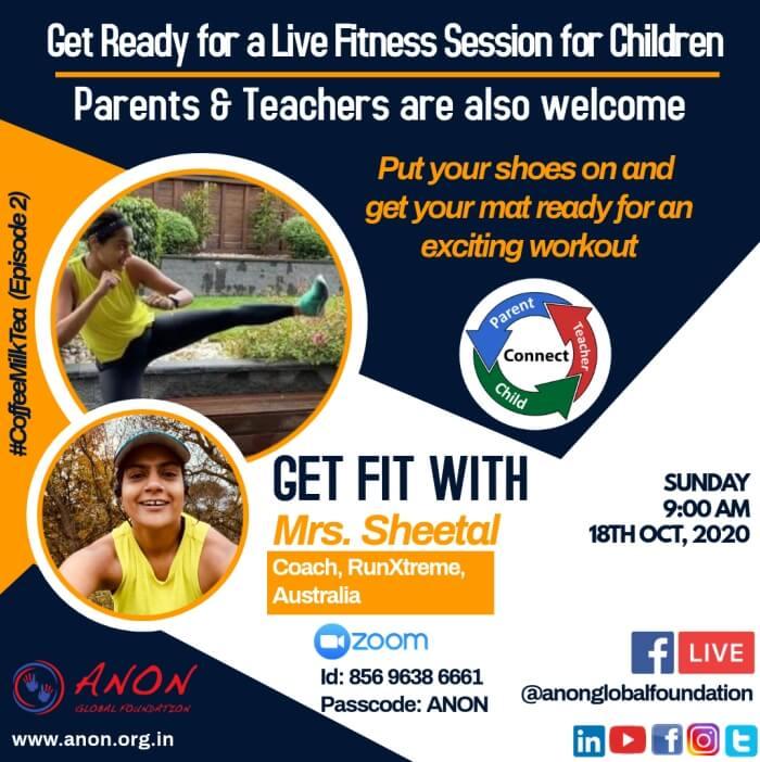 Fitness Session for Children