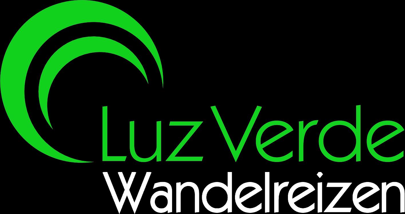 Logo Luz Verde Wandelreizen