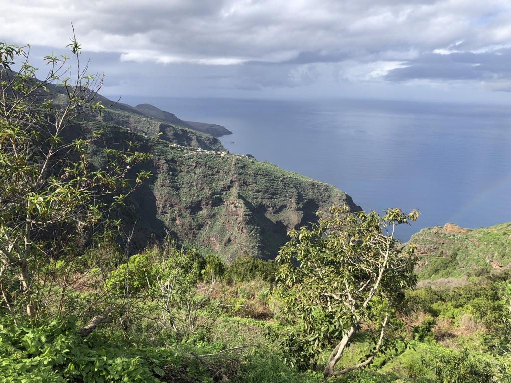Barranco de los Hombres, La Palma