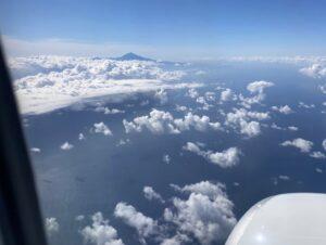 El Teide in zicht