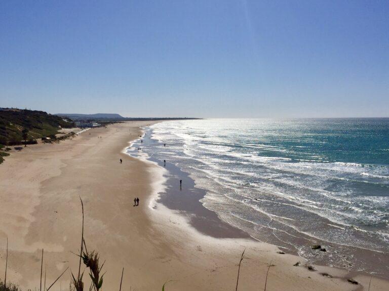 Strand van Conil