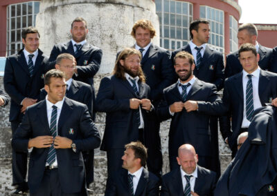 Italy Rugby Press Conference