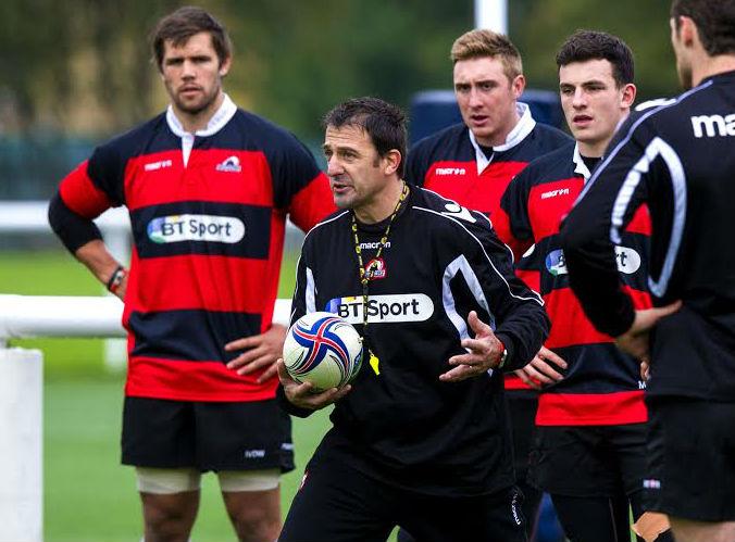 Philippe Doussy, ovvero il rugby con lo zaino: prossima fermata Grenoble