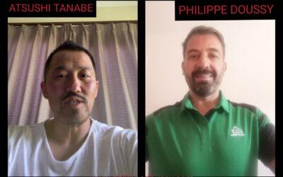 28. Intervista ad ATSUSHI TANABE, l'allenatore della squadra nazionale giapponese di rugby