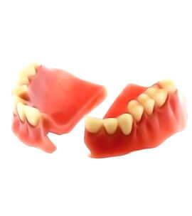 Broken dentures repair | denture problems