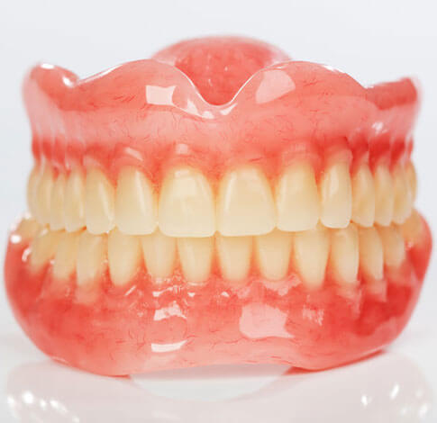 Denture repair London