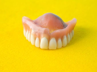 New False teeth