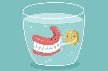 Our expert denture care advice