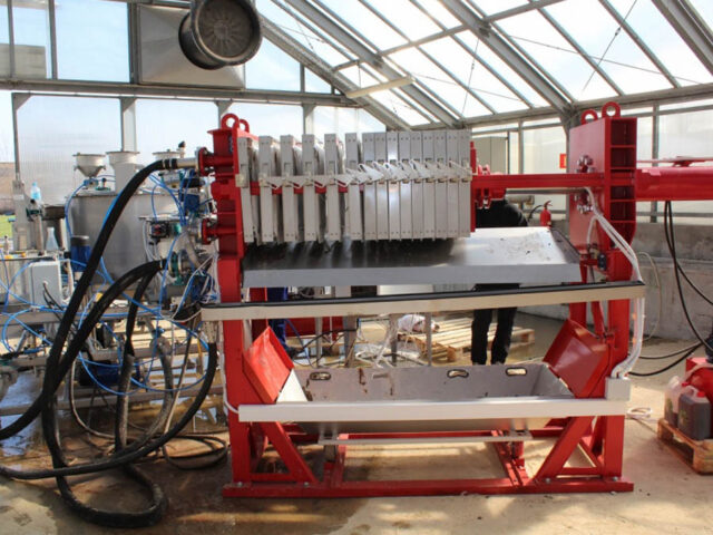 Chamber Membrane Filter-Press