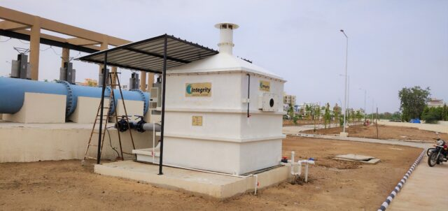 Odor Control System in India