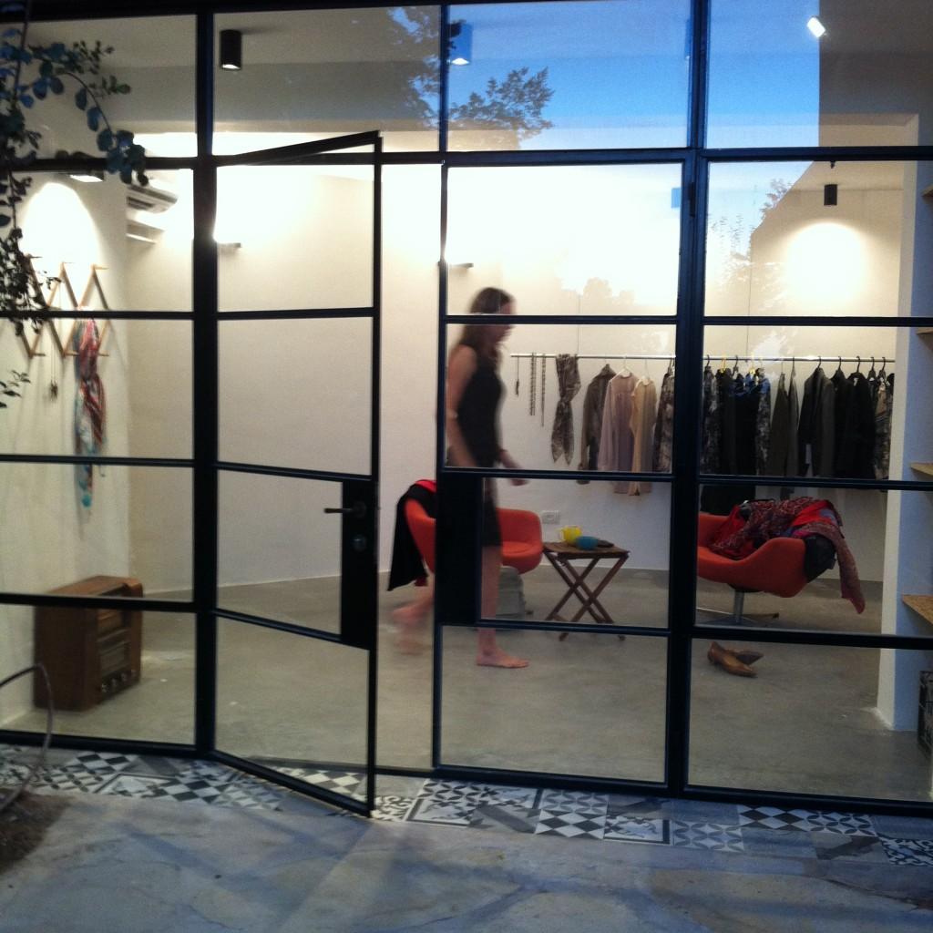 הסטודיו של רותי טרבס סטייליסטית
